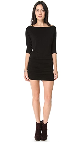 Dolan 3/4 Sleeve Dress