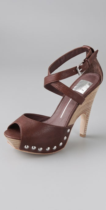 Dolce Vita Spencer Platform Sandals