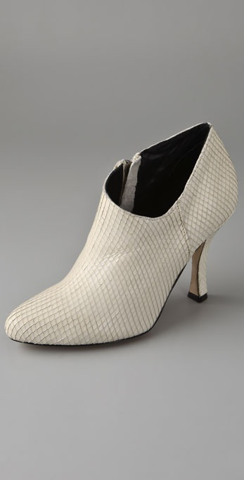 Dolce Vita Benji Zip Side Booties