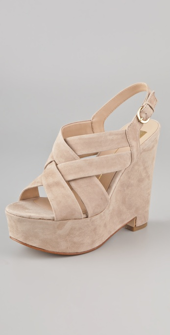 Dolce Vita Garren Platform Wedge Sandals
