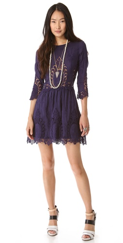 Dolce Vita Valentina Lace Dress at Shopbop.com