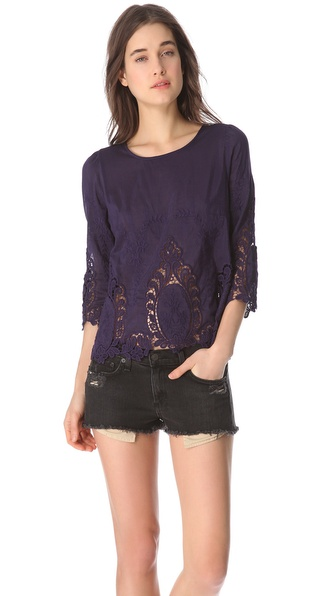Dolce Vita Deidra Lace Top