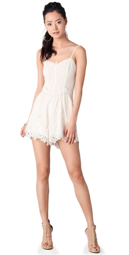 Dolce Vita Deb Lace Romper