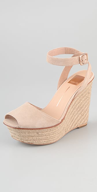 Dolce Vita Olly Suede Espadrilles