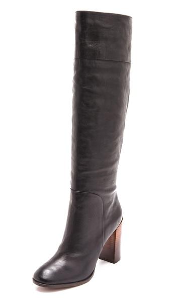 Dolce Vita Makala Distressed Boots