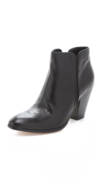 Dolce Vita Halle Zip Booties