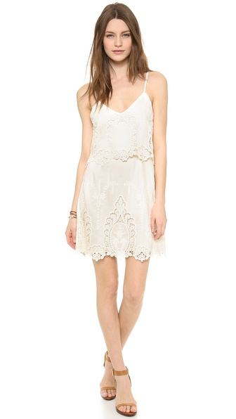 Dolce Vita Jeralyn Dress - White at Shopbop / East Dane