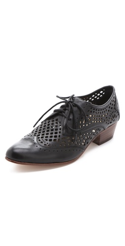 Dolce Vita Orina Cutout Oxfords at Shopbop.com