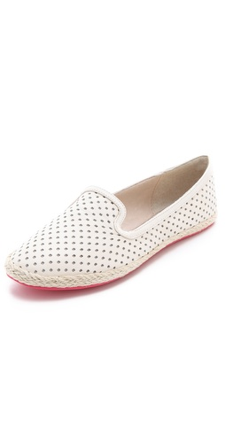 Dolce Vita Razia Perforated Flats at Shopbop.com