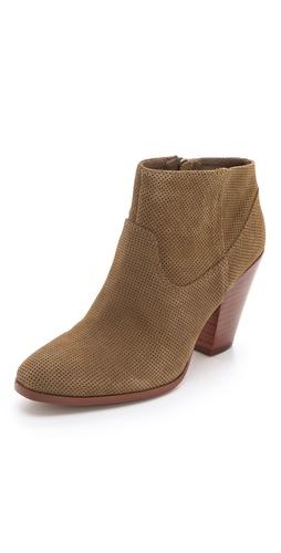 Dolce Vita Hattie Chunky Heel Booties