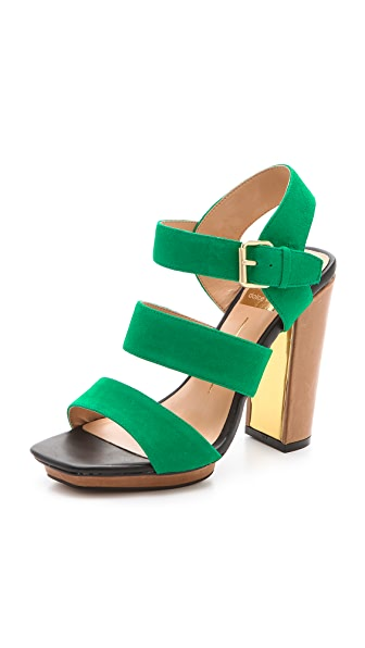Dolce Vita Fanta Triple Band Sandals