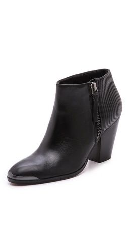 Dolce Vita Heren Zip Booties at Shopbop / East Dane