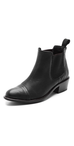 Dolce Vita Venice Chelsea Booties at Shopbop / East Dane