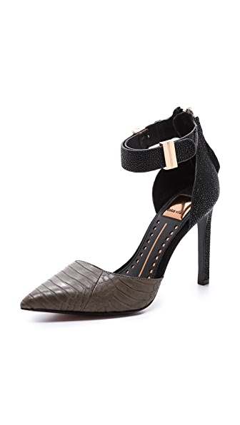 Dolce Vita Kana Leather Pumps