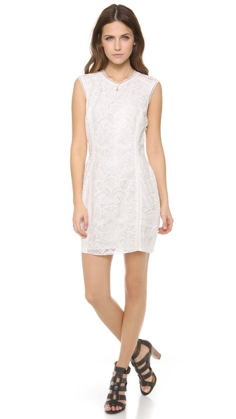 Dolce Vita Allori Dress - White at Shopbop / East Dane