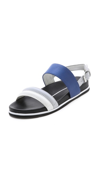 Dolce Vita Foss Colorblock Sandals