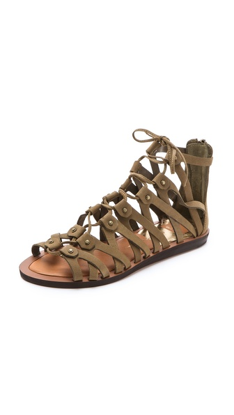 Dolce Vita Fray Gladiator Sandals