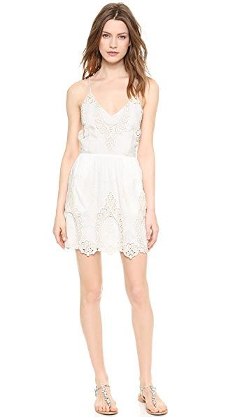 Dolce Vita Joao Embroidered Dress