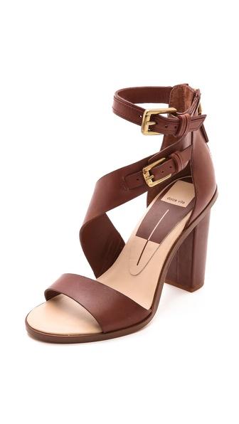 Dolce Vita Oriana Asymmetrical Sandals