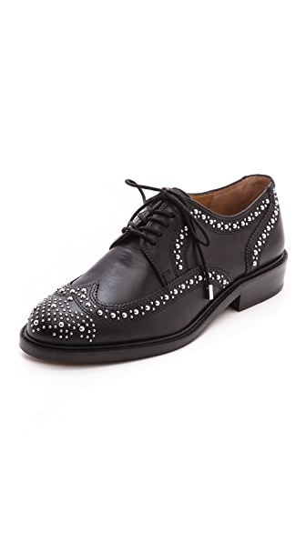 Dolce Vita Pallas Studded Oxfords