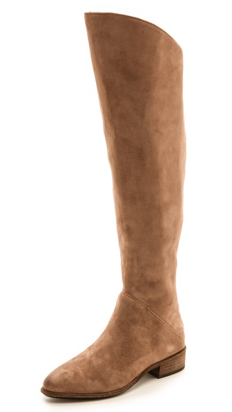 Dolce Vita Meris Suede Knee High Boots