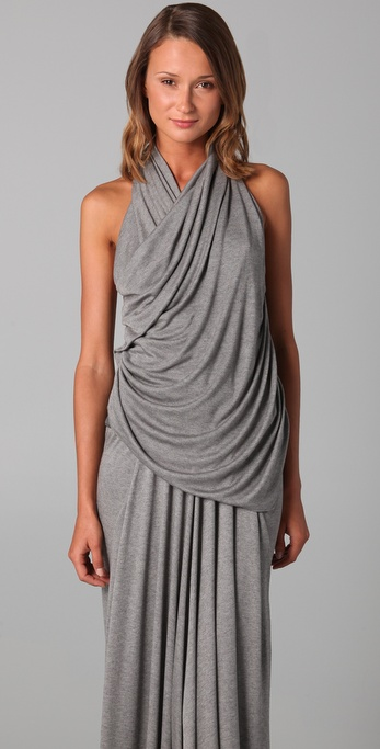 Doo.Ri Draped Halter Top