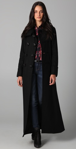 DSQUARED2 Vladimir Coat