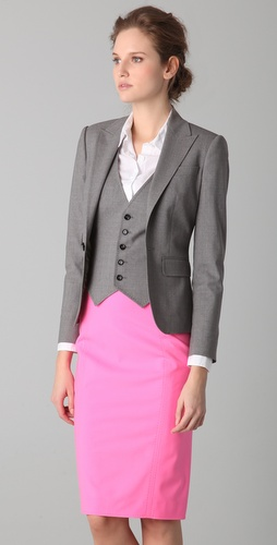 DSQUARED2 Vest Blazer Jacket