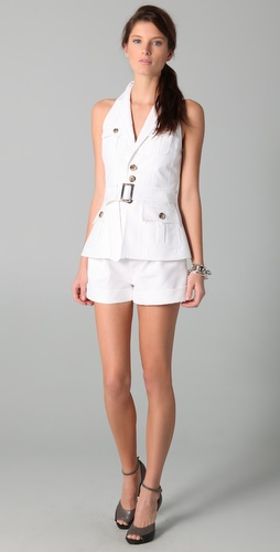 DSQUARED2 Miss Safari Romper