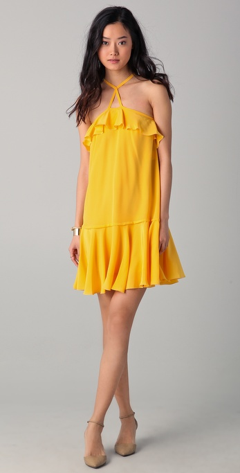 DSQUARED2 Gypsy Short Dress