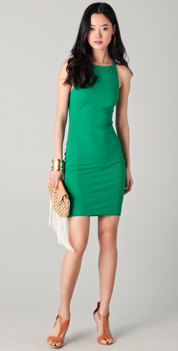 DSQUARED2 Racer Back Dress