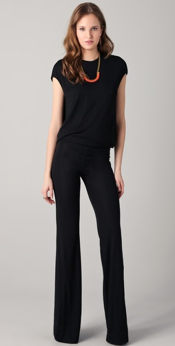 DSQUARED2 Open Back Jumpsuit
