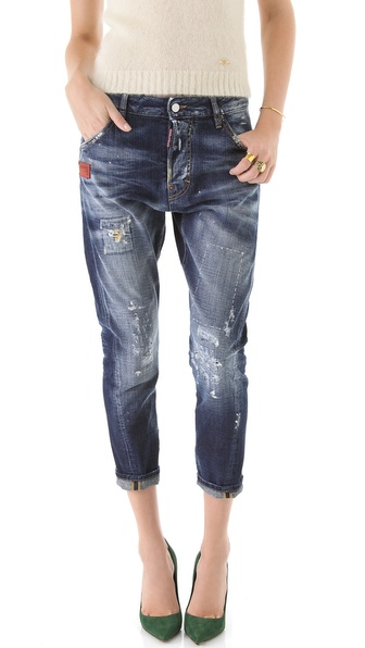 DSQUARED2 Kenny Twist Jeans