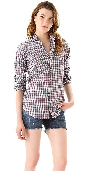 DSQUARED2 Iron Collar Shirt