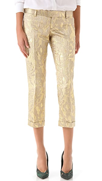 DSQUARED2 Rocher Pat Flaire Pant