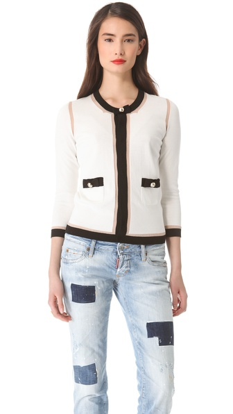 DSQUARED2 Bow Cardigan