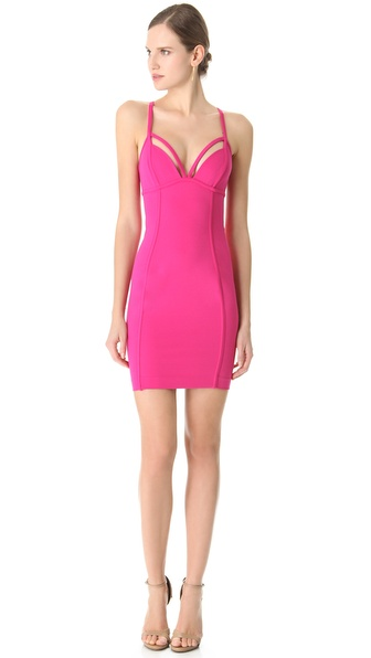DSQUARED2 Sleeveless Cross Back Dress