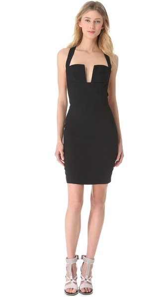 DSQUARED2 Bathing Beauty Mini Dress