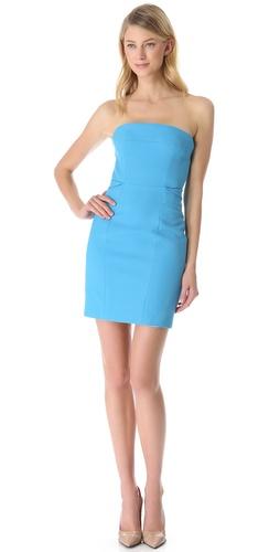 DSQUARED2 Goldie Jean Bustier Dress