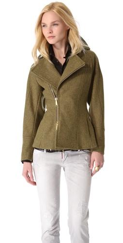 DSQUARED2 Stella Dallas Coat