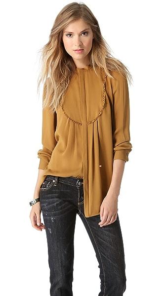 DSQUARED2 Myrna Plastron Shirt