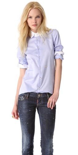 DSQUARED2 Kaiser Dean Shirt