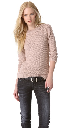 DSQUARED2 3/4 Sleeve Sweater