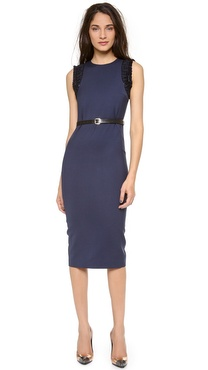DSQUARED2 Etta J. Day Dress