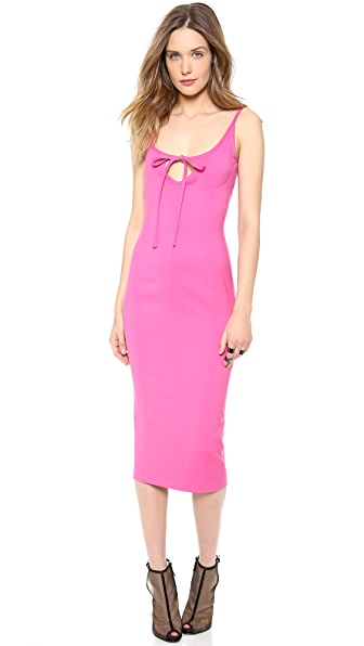DSQUARED2 Little Pink Bow Dress
