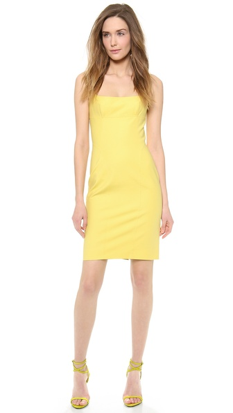 DSQUARED2 Sleeveless Cotton Dress