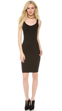 DSQUARED2 Sleeveless Jersey Dress