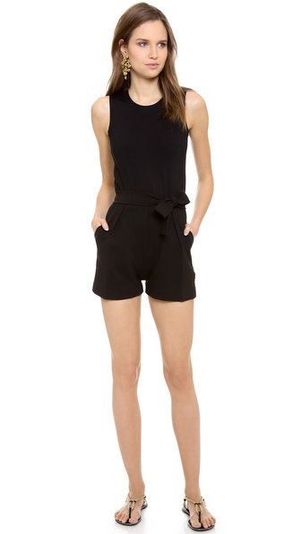 DSQUARED2 Sleeveless Romper