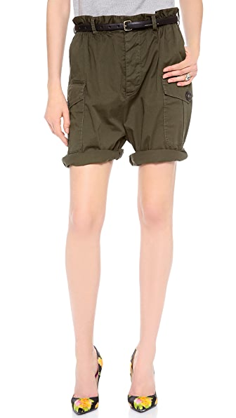 DSQUARED2 Stretch Cotton Shorts