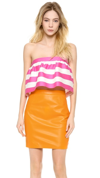 DSQUARED2 All Fancy Crop Top